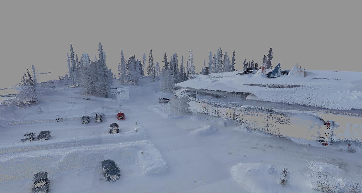 Kimmo Soukki - Terrasolid Oy - Scan in Lapland Finland