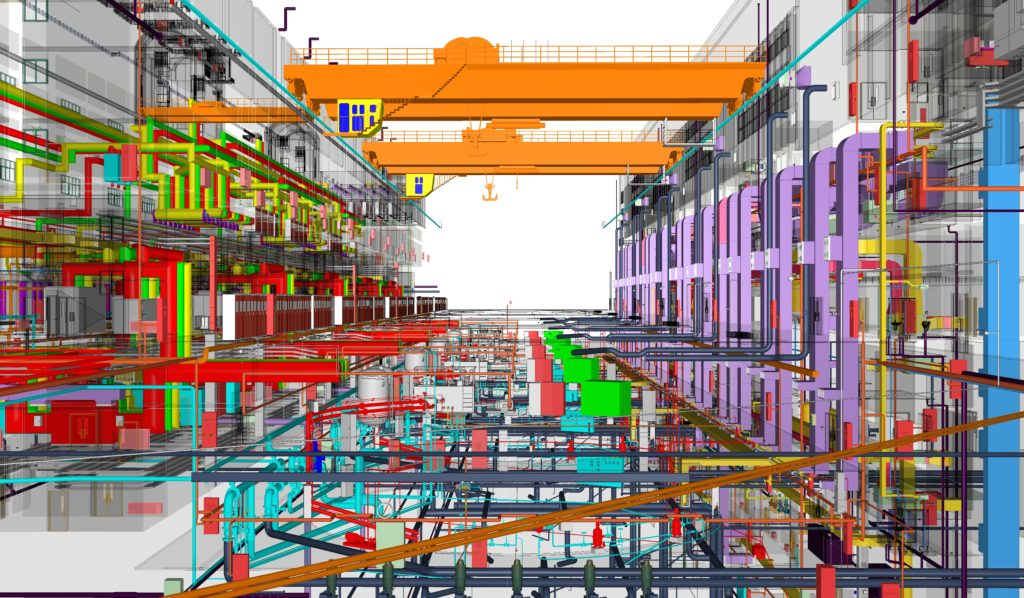 Comprehensive 3D Digital Design on a China Hydropower Project Saves