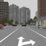 Driving Simulation Image