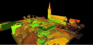 TruePoint laser Scanning point cloud