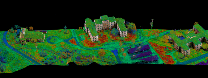 Drone Lidar Components Present Data Quality Challenges -