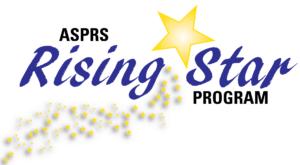 ASPRS Rising Star Program logo