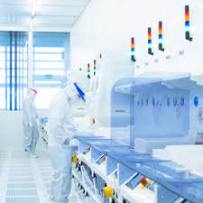 Photo of Research Fab Microelectronics Facility