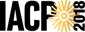 Riegl to attend - IACP logo