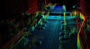 Image of point cloud BASF Automotive Solutions