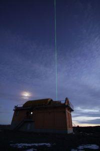 Davis lidar technology Antarctic-Photo Anam Christensen