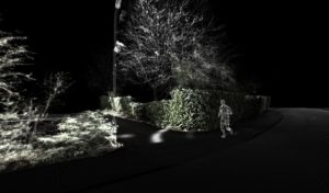 Image of Lidar Technology Point Cloud