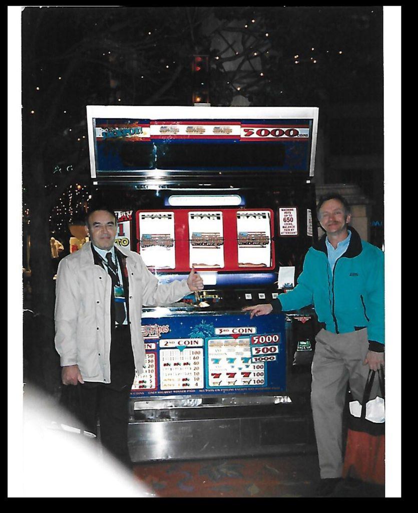 Image of Slot Machine Not CES 2019