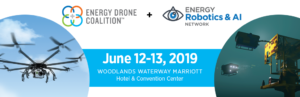 Logo for Energy Drone and Robotics Summit