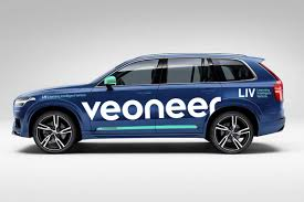 Image of vehicle Veoneer and Velodyne Team Up