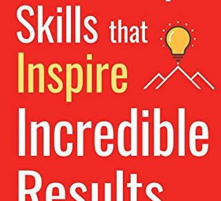 Image of book cover on Leadership