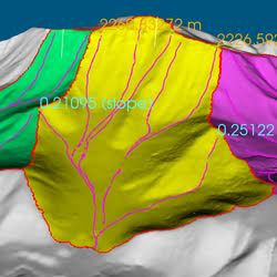 3D model of WATER CATCHMENT