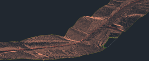 graphic of NV5 Contour Map