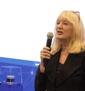 photo of Marta Hall world safety summit