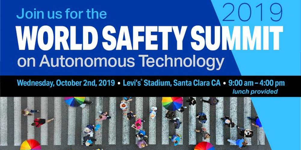 world safety summit