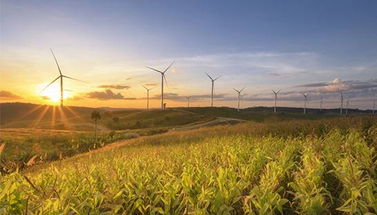 Image of: Mott MacDonald Wind Farm Project