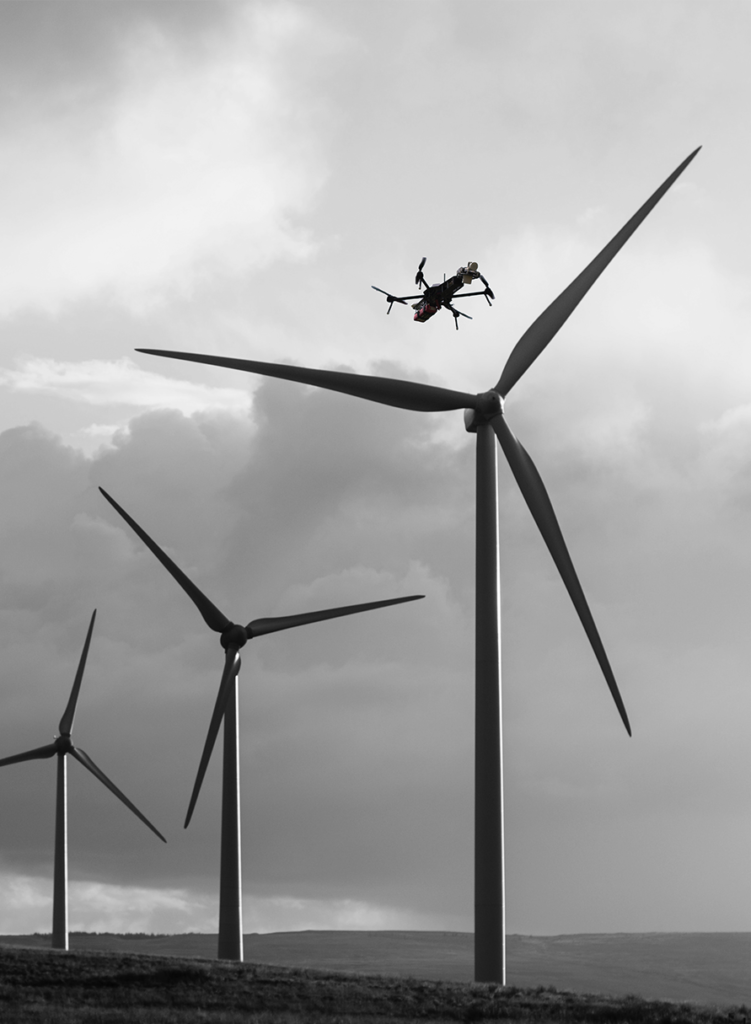 Image of: Blackswift Quadcopter