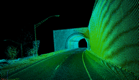 point cloud image Where are the Professionals?