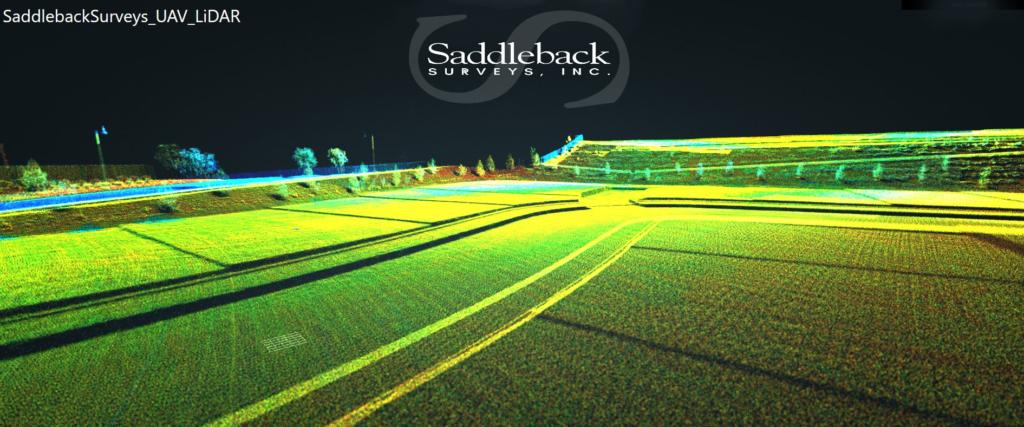 Saddleback Surveys Gets Big Returns with Lidar